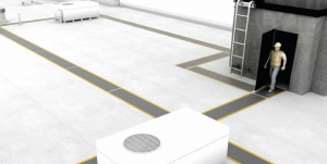 Roof Walkway Pads for building safety
