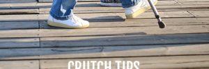 Crutch Tips