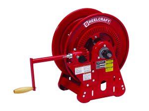 Reelcraft reel handcrank