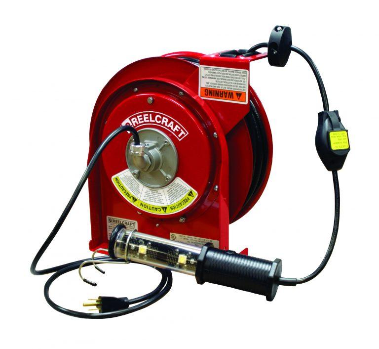 Reelcraft Cord Reel Led Light L 4035 163 10