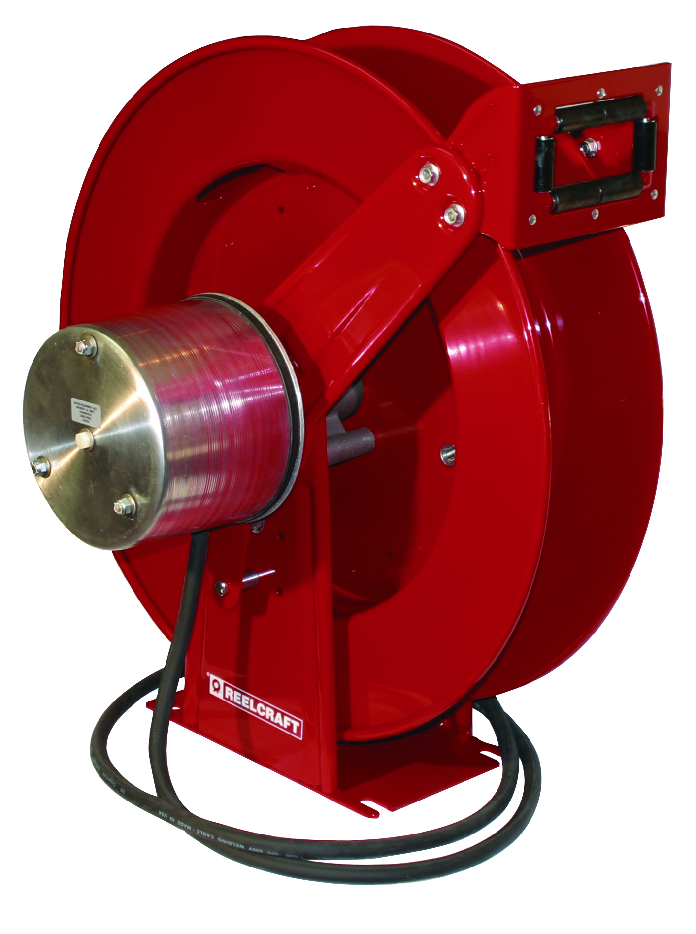 Reelcraft Cable Reel 1 X 100ft Wc80002 Manufacturer S
