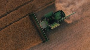 oring in agricultural machines